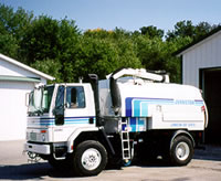 street sweeper - Spring Grove, Pa